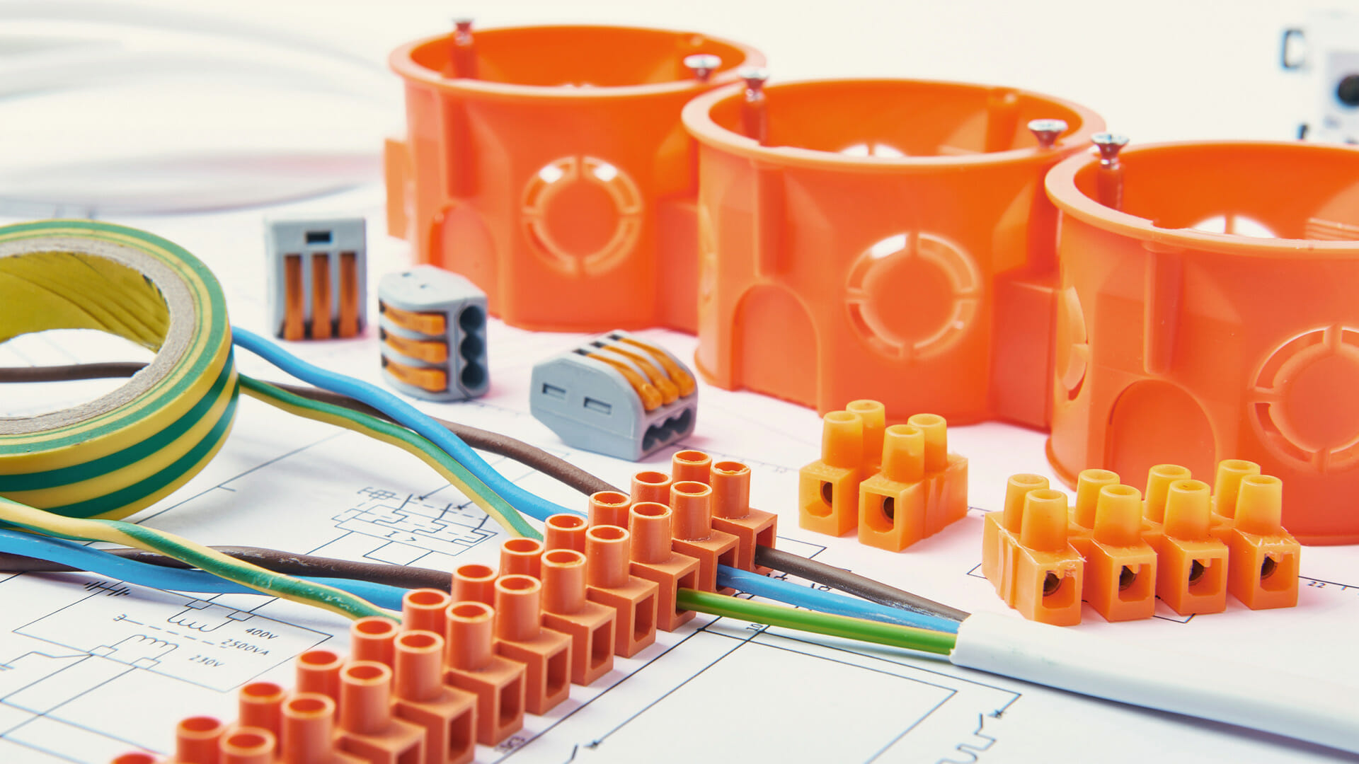 Optimize Your Retailing For Electrical Parts With Fis Wws Wiring Accessories Information The Industrial Solution And