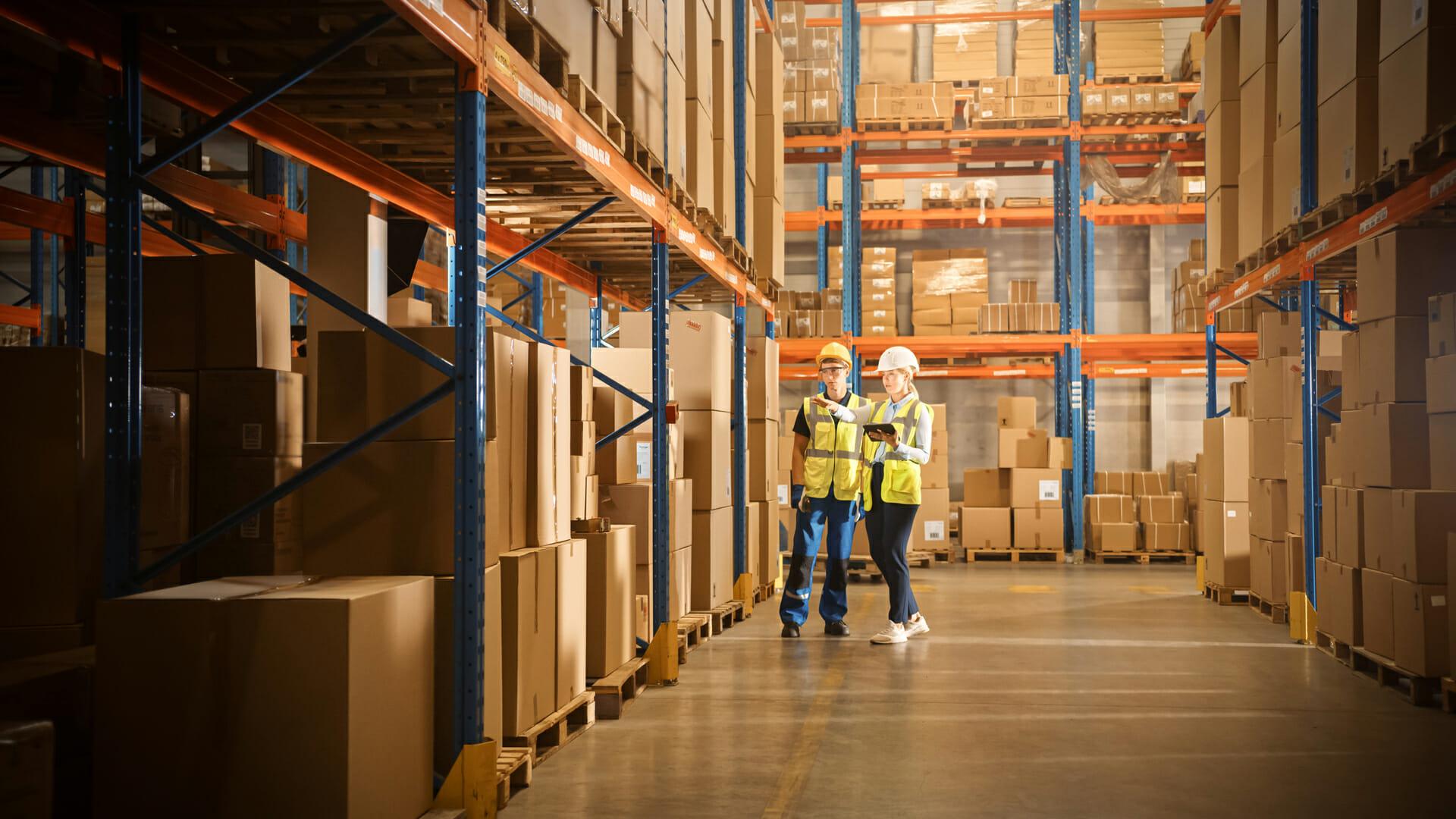 Optimize your warehouse management with the SAP EWM
