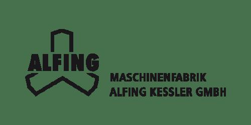 Logo Maschinenfabrik ALFING Kessler GmbH