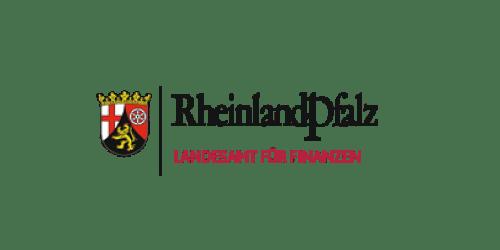 Logo Landesamt für Finanzen in Rheinland-Pfalz