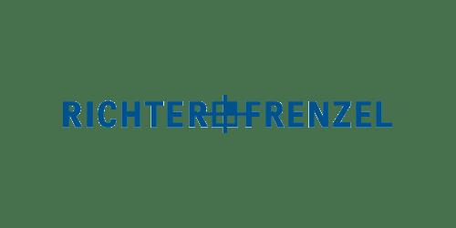 Logo Richter+Frenzel GmbH + Co. KG