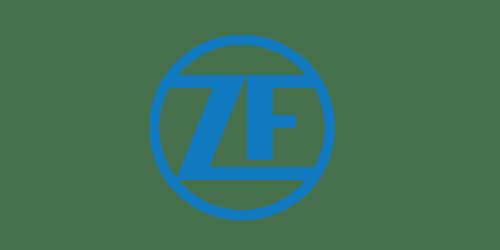 Logo ZF Friedrichshafen