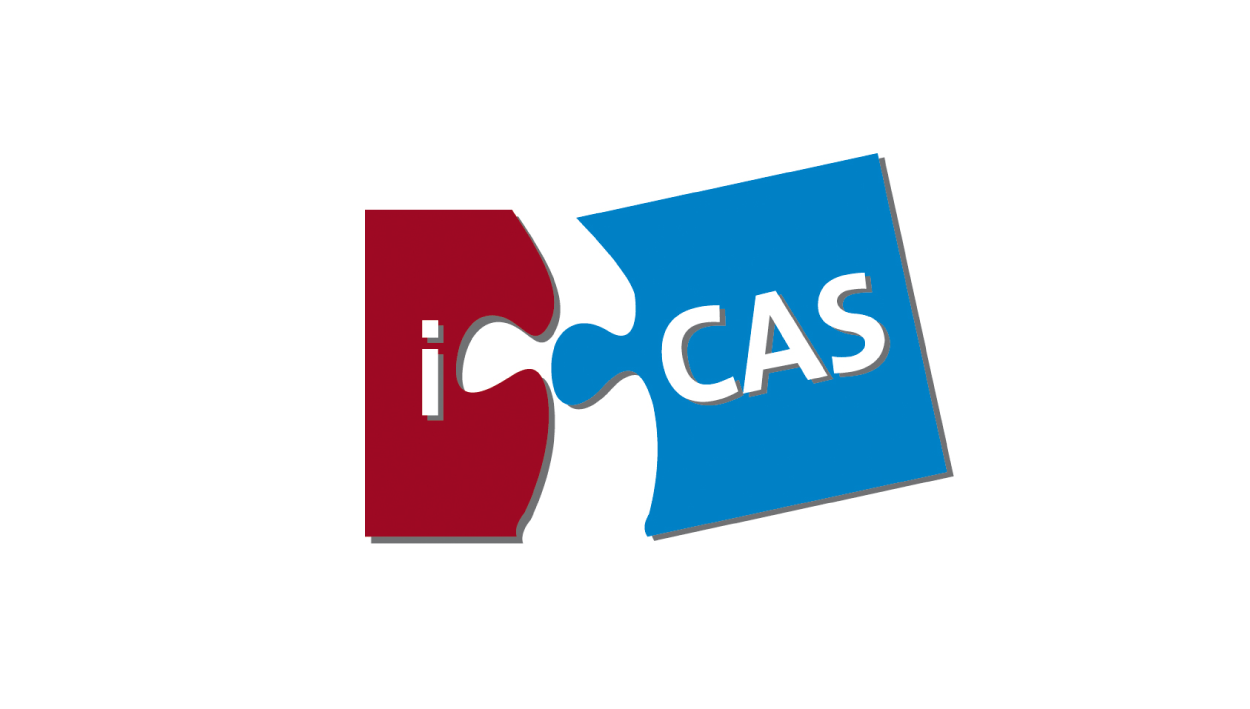 Logo iCAS Consulting und Anwendungssysteme AG