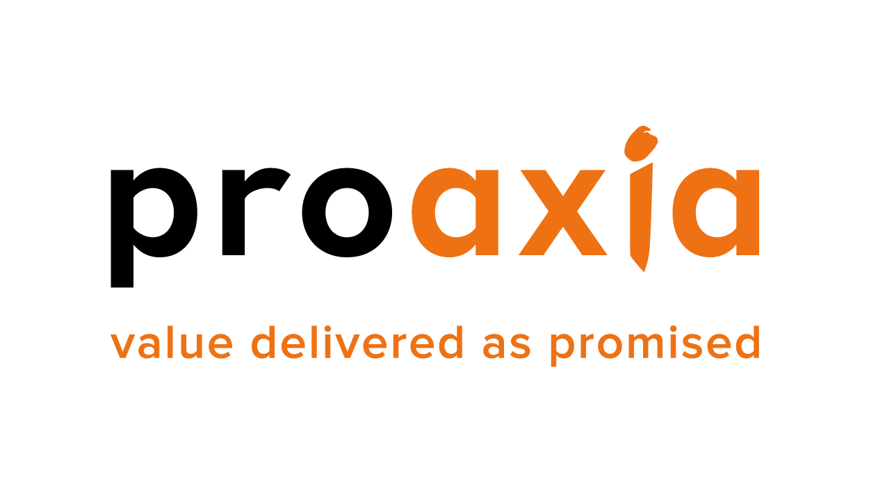Logo proaxia consulting group ag